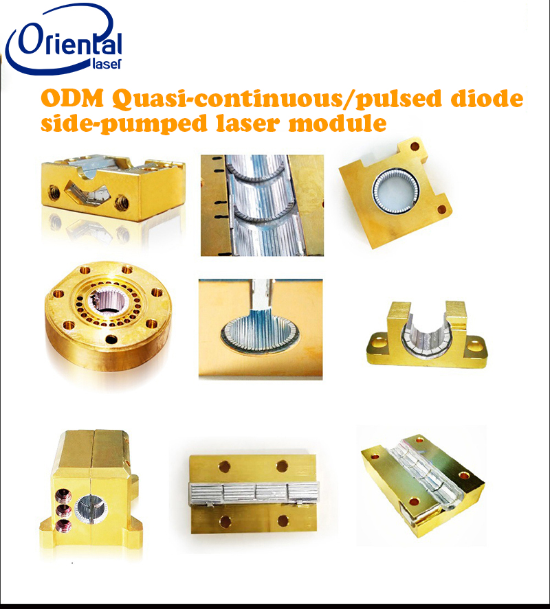 What diode laser modules can your company do?