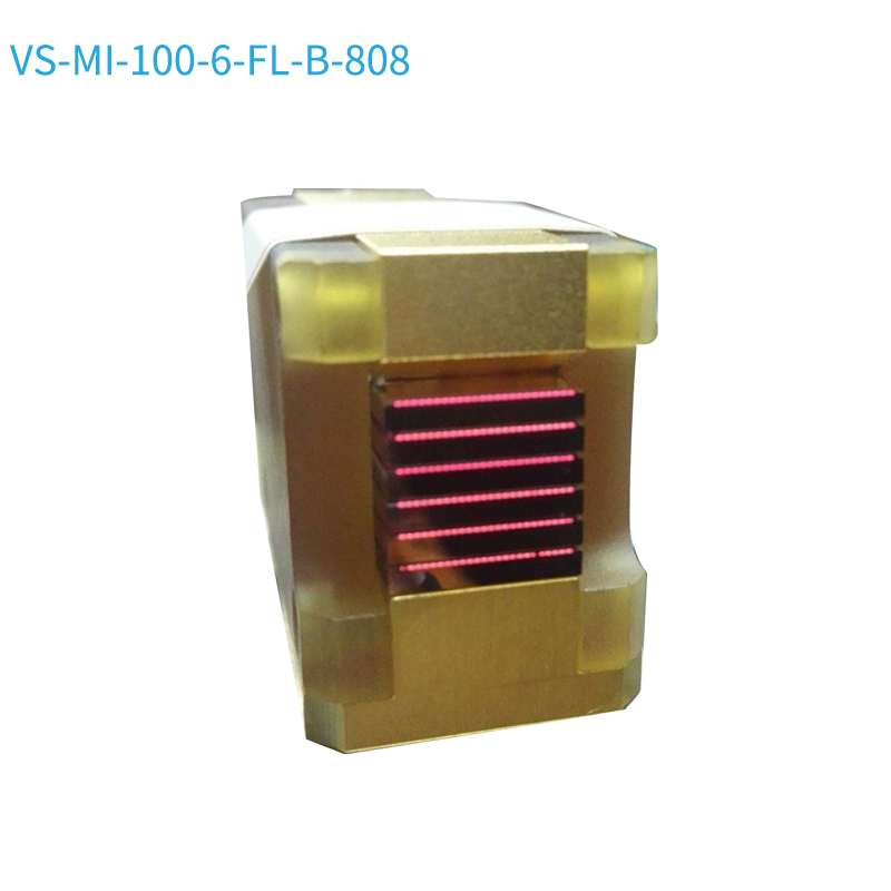 VS-MI-100-6-FL-B 6bars Focus Lisht Laser Diode Stack Replace & Replacement