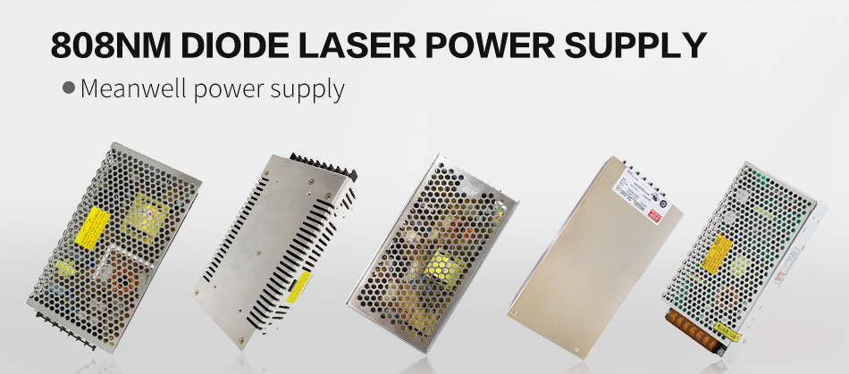 The Power Supply Information of Oriental Laser Hair Removal Machine